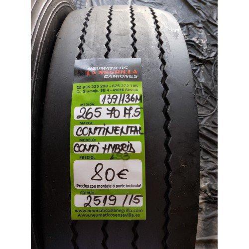 Neumáticos La Negrilla Camiones