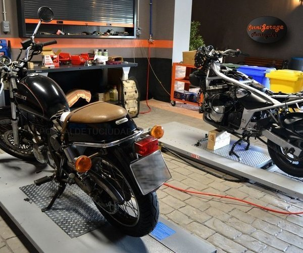 Sarmigarage Motorcycles