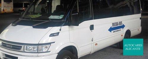 Autocares Alicante