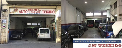 Auto-Plancha y Mecánica JM Teixidó