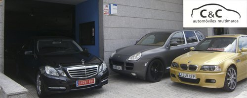 C&C Automóviles
