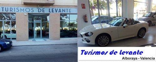 Turismos de Levante